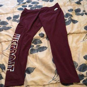 Nike workout pants size extra large
